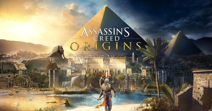 Assassin's Creed: Origins. Gold Edition