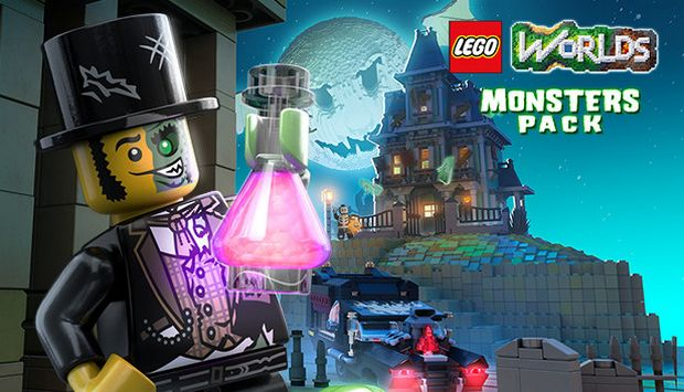 LEGO Worlds: Monster Pack