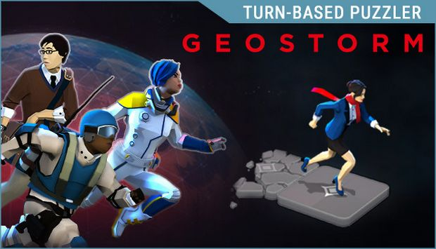 Geostorm - Turn-Based Puzzler