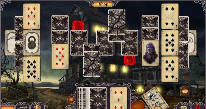 Jewel Match: Twilight Solitaire