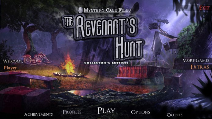Mystery Case Files 16: The Revenants Hunt CE