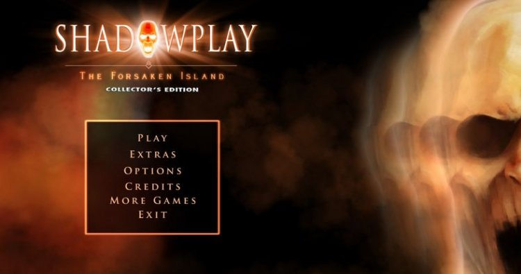 Shadowplay 3: The Forsaken Island Collector's Edition