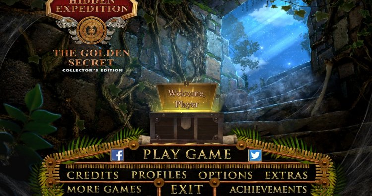 Hidden Expedition 16: The Golden Secret CE