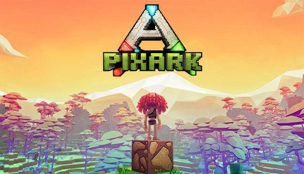 скачать игры pixark