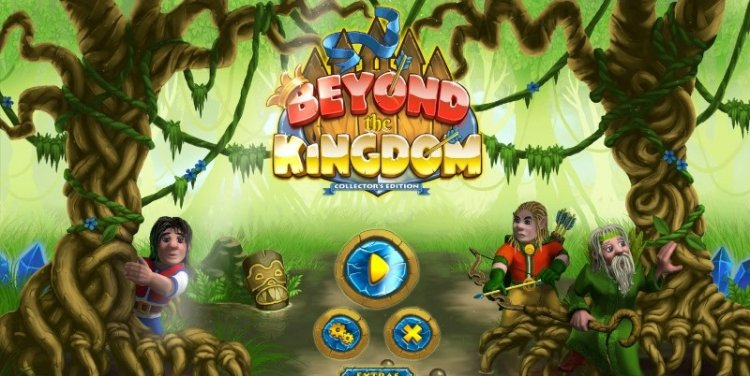 Beyond the Kingdom Collectors Edition