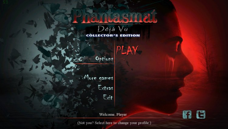 Phantasmat 11: Deja vu Collectors Edition
