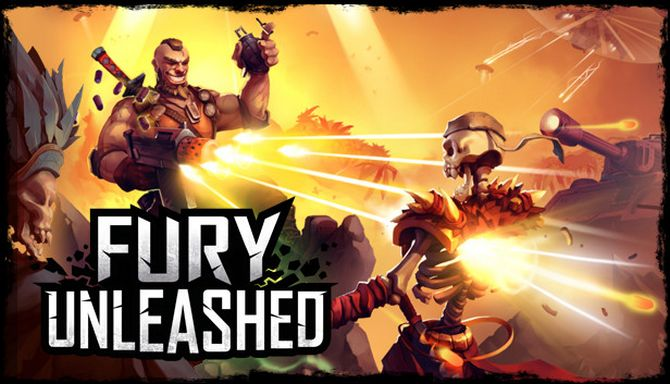 Fury Unleashed (Badass Hero)