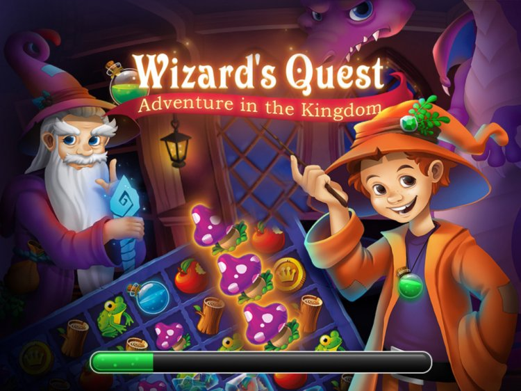 Wizards Quest: Adventure in the Kingdom