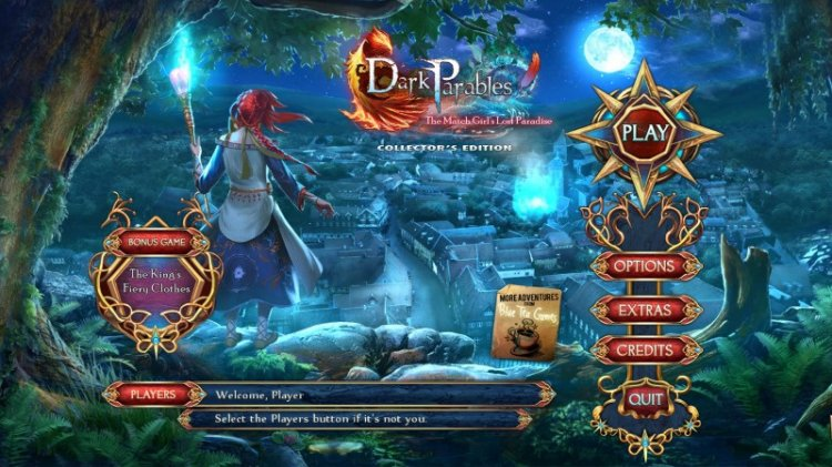 Dark Parables 15: The Match Girls Lost Paradise CE