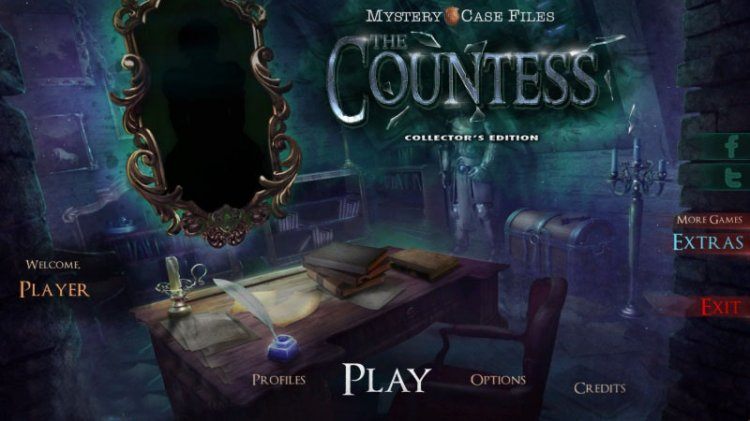 Mystery Case Files 18: The Countess CE
