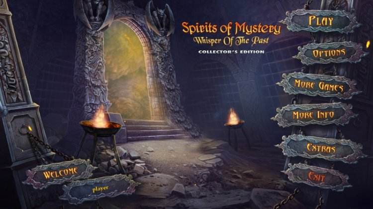 Spirits of Mystery 12: Whisper of the Past Collectors Edition
