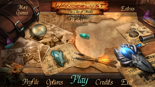 Wanderlust 2: The City of Mists CE