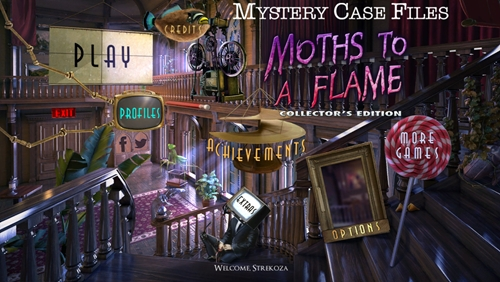 Mystery Case Files 19: Moths to a Flame CE