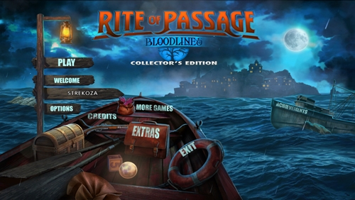 Rite of Passage 9: Bloodlines CE