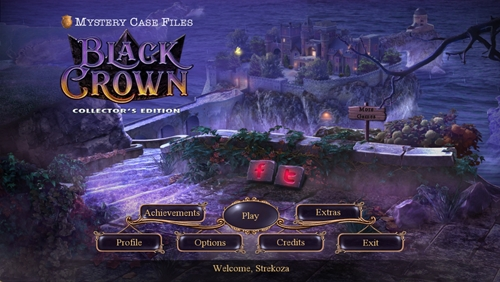 Mystery Case Files 20: Black Crown CE
