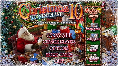 Christmas Wonderland 10 CE