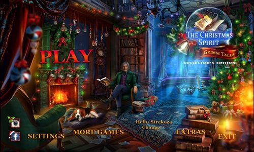 The Christmas Spirit 3: Grimm Tales CE