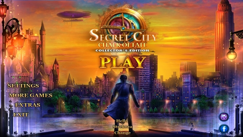 Secret City 4: Chalk of Fate CE