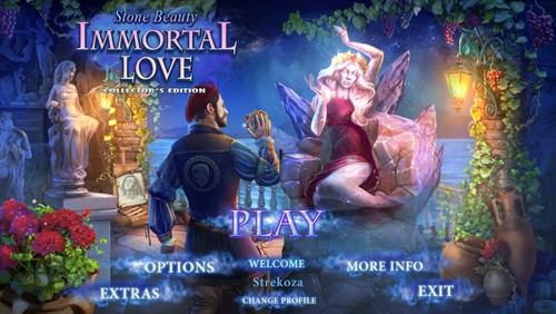 Immortal Love 7: Stone Beauty CE