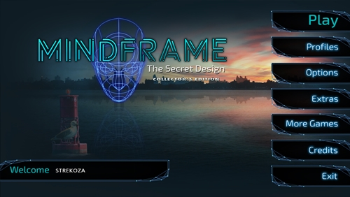Mindframe: The Secret Design CE