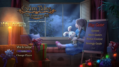 Grim Tales 18: The Generous Gift CE