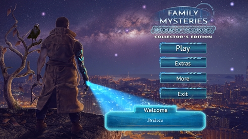 Family Mysteries 2: Echoes of Tomorrow CE