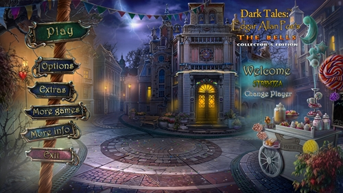 Dark Tales 17: Edgar Allan Poes The Bells CE