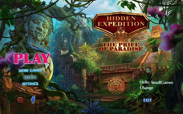 Hidden Expedition 19: The Price of Paradise CE