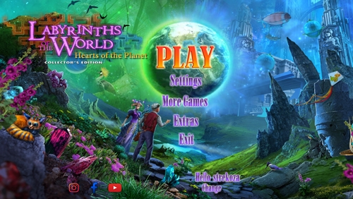 Labyrinths of the World 12: Hearts of the Planet CE