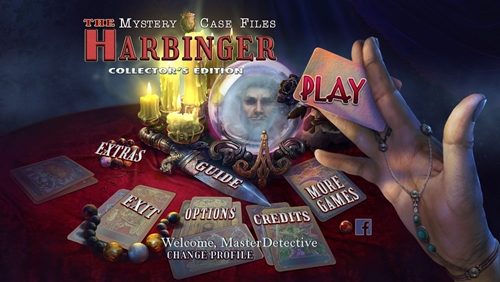 Mystery Case Files 21: The Harbinger CE