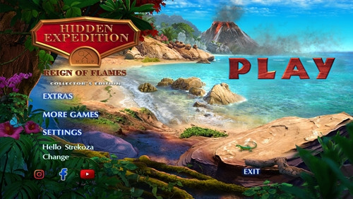 Hidden Expedition 20: Reign of Flames CE