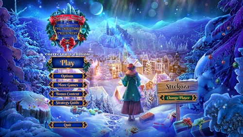 Christmas Stories 9: The Christmas Tree Forest CE