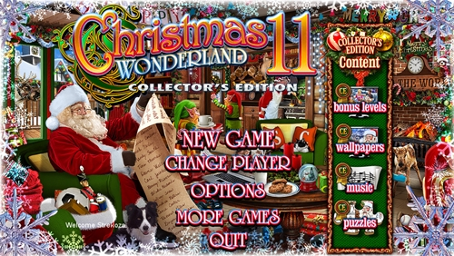 Christmas Wonderland 11 CE