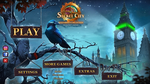 Secret City 5: Mysterious CE
